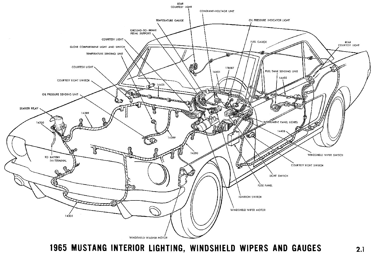 [DIAGRAM_38DE]  1966 Mustang Coupe Wiring Question | Vintage Mustang Forums | 1966 Mustang Instrument Wiring Diagram |  | Vintage Mustang Forums