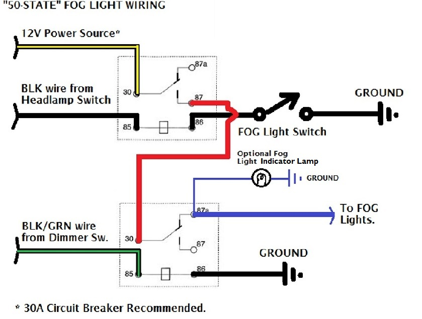 Wiring Diagram 1967 Mustang