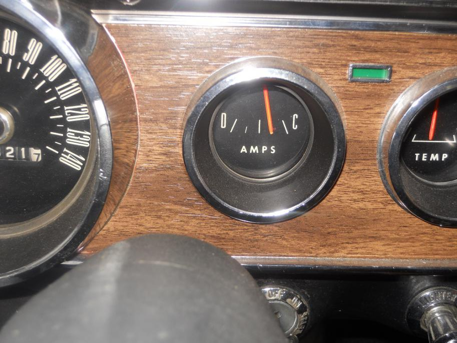 66 Ammeter | Vintage Mustang ForumsVintage Mustang Forums