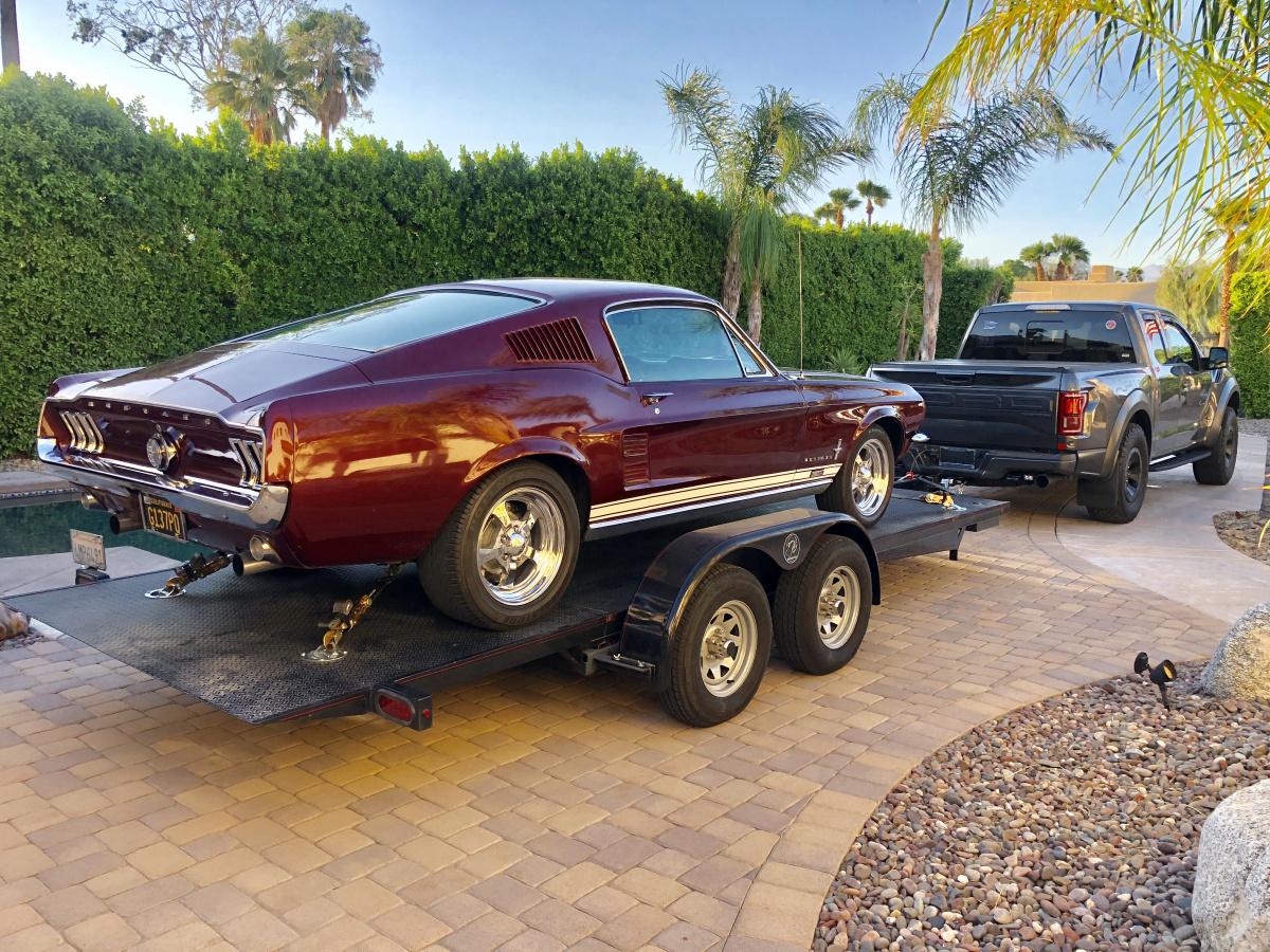 67 Mustang Fog Light Wiring Vintage Mustang Forums