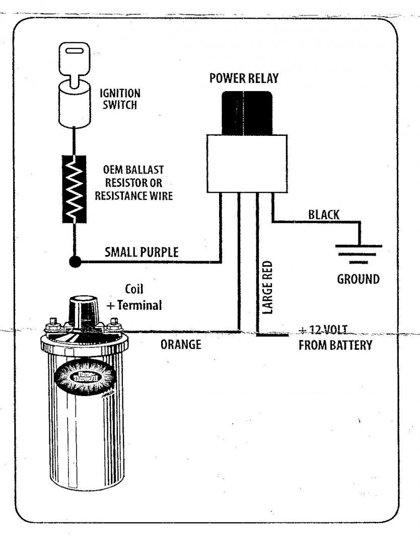 Pertronix Rev Limiter Wiring Diagram