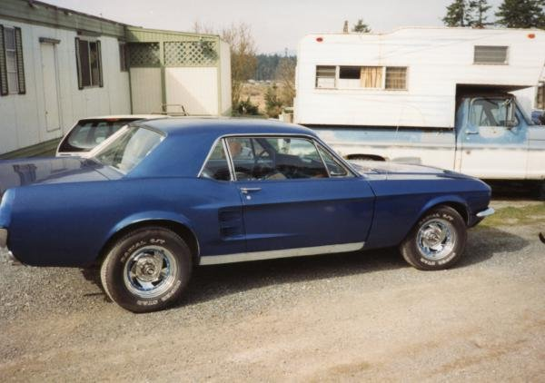 Showcase cover image for 1967 Mustang Coupe