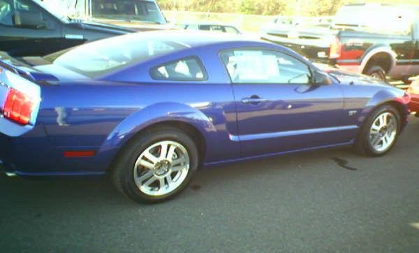 Showcase cover image for 2005 Mustang GT