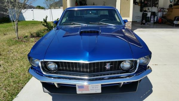 Showcase cover image for Badkarma060's 1969 Ford Mustang