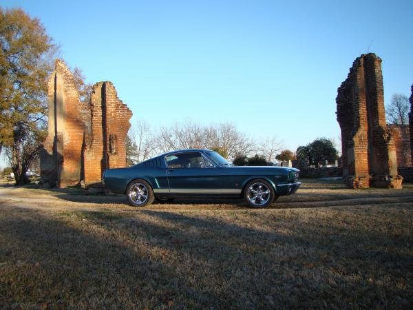 Showcase cover image for deltascrew's 1965 Ford Mustang Fastback