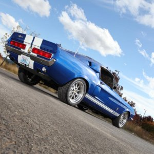 1967 ford mustang gt500 restoration by metalworks (7)